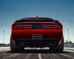 2018 Dodge Challenger SRT Demon Rear Wallpapers 150x120 (43)