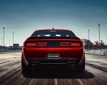 2018 Dodge Challenger SRT Demon Rear Wallpapers 150x120 (44)