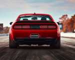 2018 Dodge Challenger SRT Demon Rear Wallpapers 150x120 (46)