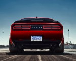 2018 Dodge Challenger SRT Demon Rear Wallpaper 150x120 (20)