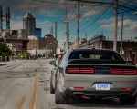 2018 Dodge Challenger SRT Demon Rear Wallpapers 150x120 (12)