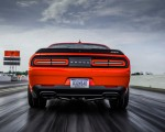 2018 Dodge Challenger SRT Demon Rear Wallpapers 150x120 (5)