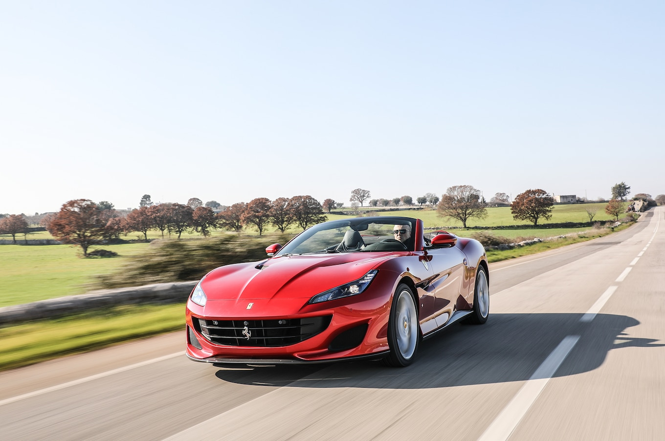 2018 Ferrari Portofino Front Three-Quarter Wallpapers (8)