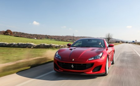 2018 Ferrari Portofino Wallpapers HD