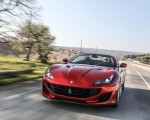 2018 Ferrari Portofino Front Three-Quarter Wallpapers 150x120 (2)