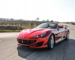 2018 Ferrari Portofino Front Three-Quarter Wallpapers 150x120 (22)