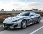 2018 Ferrari Portofino Front Three-Quarter Wallpapers 150x120 (46)
