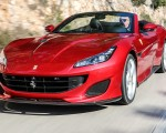 2018 Ferrari Portofino Front Three-Quarter Wallpapers 150x120 (23)