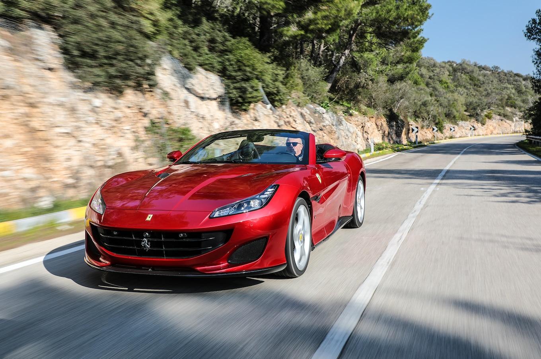 2018 Ferrari Portofino Front Three-Quarter Wallpapers (11)