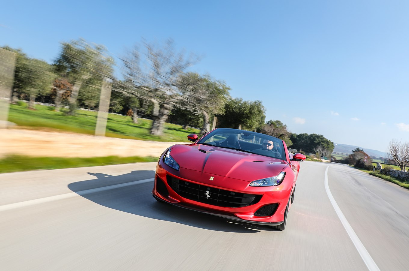2018 Ferrari Portofino Front Three-Quarter Wallpapers (3)