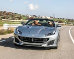 2018 Ferrari Portofino Front Wallpapers 150x120 (47)