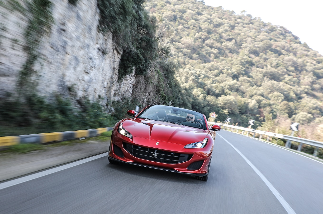 2018 Ferrari Portofino Front Wallpapers (4)