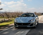 2018 Ferrari Portofino Front Wallpapers 150x120 (50)