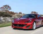 2018 Ferrari Portofino Front Wallpapers 150x120 (26)