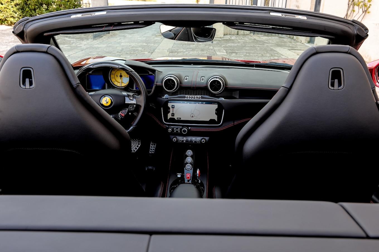 2018 Ferrari Portofino Interior Seats Wallpapers 108 Newcarcars