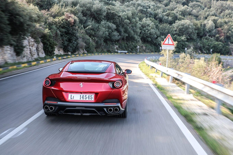 2018 Ferrari Portofino Rear Three-Quarter Wallpapers (15)
