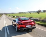 2018 Ferrari Portofino Rear Three-Quarter Wallpapers 150x120 (6)