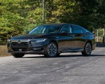 2018 Honda Accord Hybrid Front Three-Quarter Wallpapers 150x120 (22)