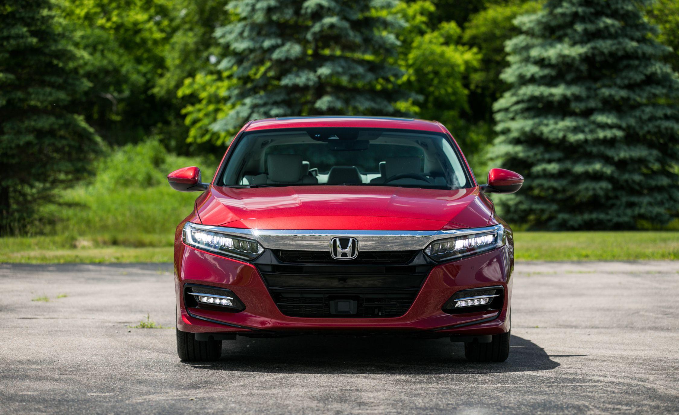 2018 Honda Accord Hybrid Front Wallpapers (5)