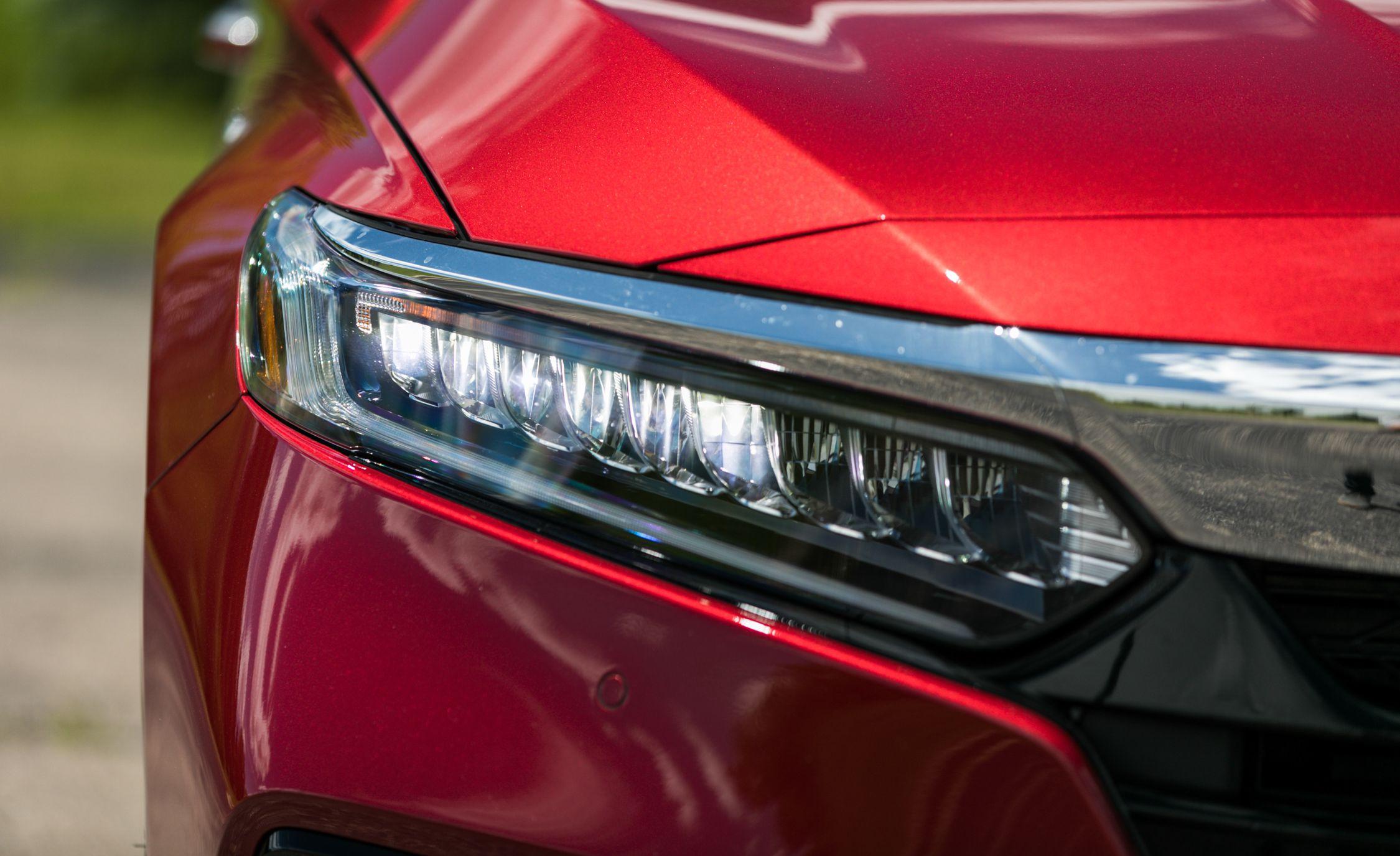 2018 Honda Accord Hybrid Headlight Wallpapers (10)