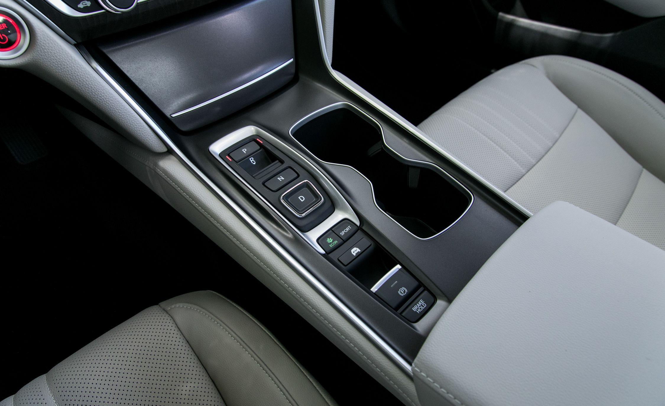 2018 Honda Accord Hybrid Interior Seats Wallpapers (13)