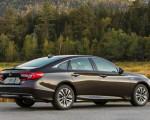 2018 Honda Accord Hybrid Rear Three-Quarter Wallpapers 150x120 (26)