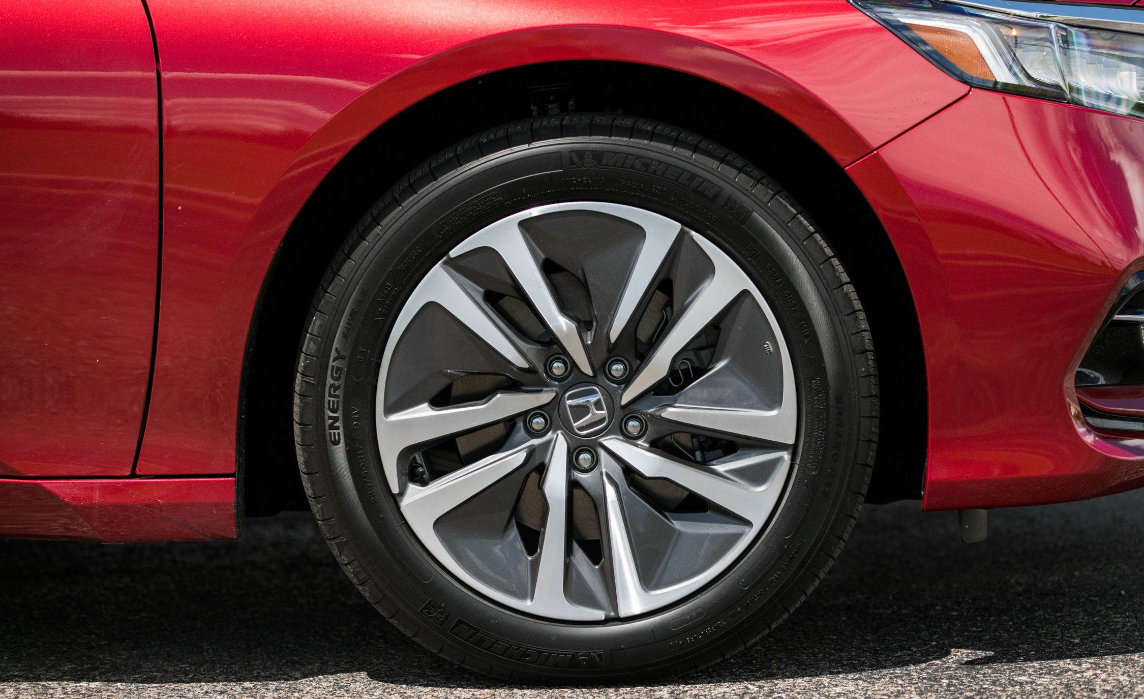2018 Honda Accord Hybrid Wheel Wallpapers (8)