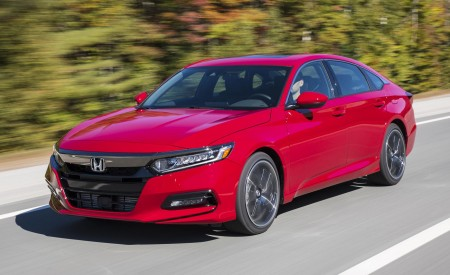 2018 Honda Accord Wallpapers