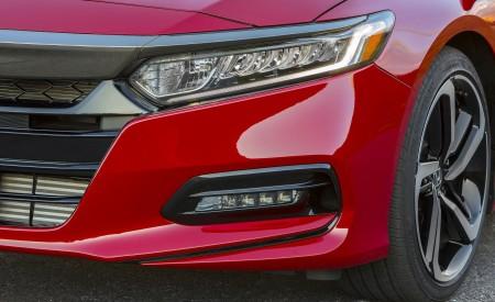 2018 Honda Accord Sport 2.0T Manual Headlight Wallpapers 450x275 (21)