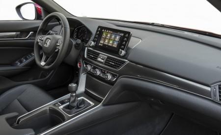 2018 Honda Accord Sport 2.0T Manual Interior Cockpit Wallpapers 450x275 (33)