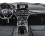 2018 Honda Accord Sport 2.0T Manual Interior Cockpit Wallpapers 150x120 (32)