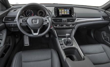 2018 Honda Accord Sport 2.0T Manual Interior Cockpit Wallpapers 450x275 (31)