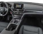 2018 Honda Accord Sport 2.0T Manual Interior Wallpapers 150x120 (35)