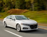 2018 Honda Accord Touring 1.5T Front Wallpapers 150x120