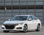 2018 Honda Accord Touring Front Wallpapers 150x120