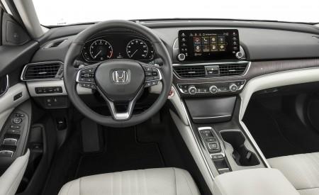 2018 Honda Accord Touring Interior Cockpit Wallpapers 450x275 (107)