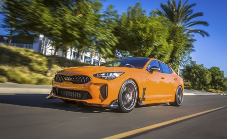 2018 Kia Stinger GT Federation Wallpapers HD