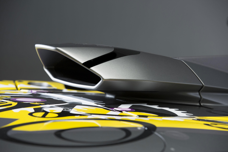 2018 Lamborghini Huracán Super Trofeo EVO Detail Wallpaper (12)