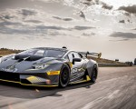2018 Lamborghini Huracán Super Trofeo EVO Wallpapers HD