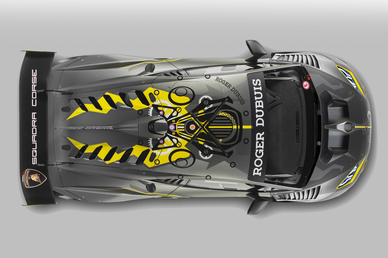 2018 Lamborghini Huracán Super Trofeo EVO Top Wallpapers (8)