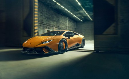 2018 NOVITEC Lamborghini Huracán Performante Wallpapers HD