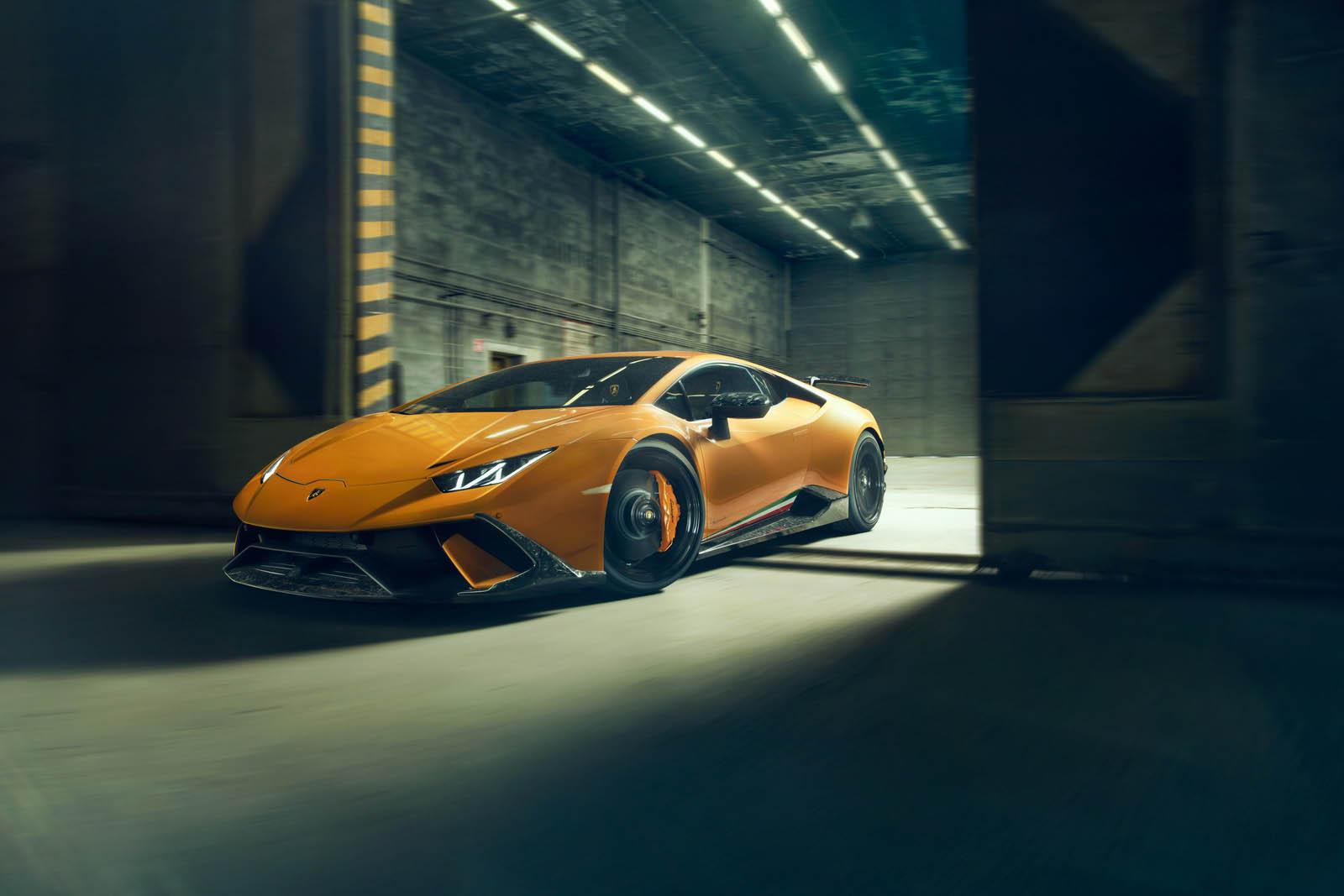 2018 Novitec Lamborghini Huracan Performante Wallpapers 17 Hd
