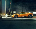 2018 NOVITEC Lamborghini Huracán Performante Side Wallpapers 150x120 (12)