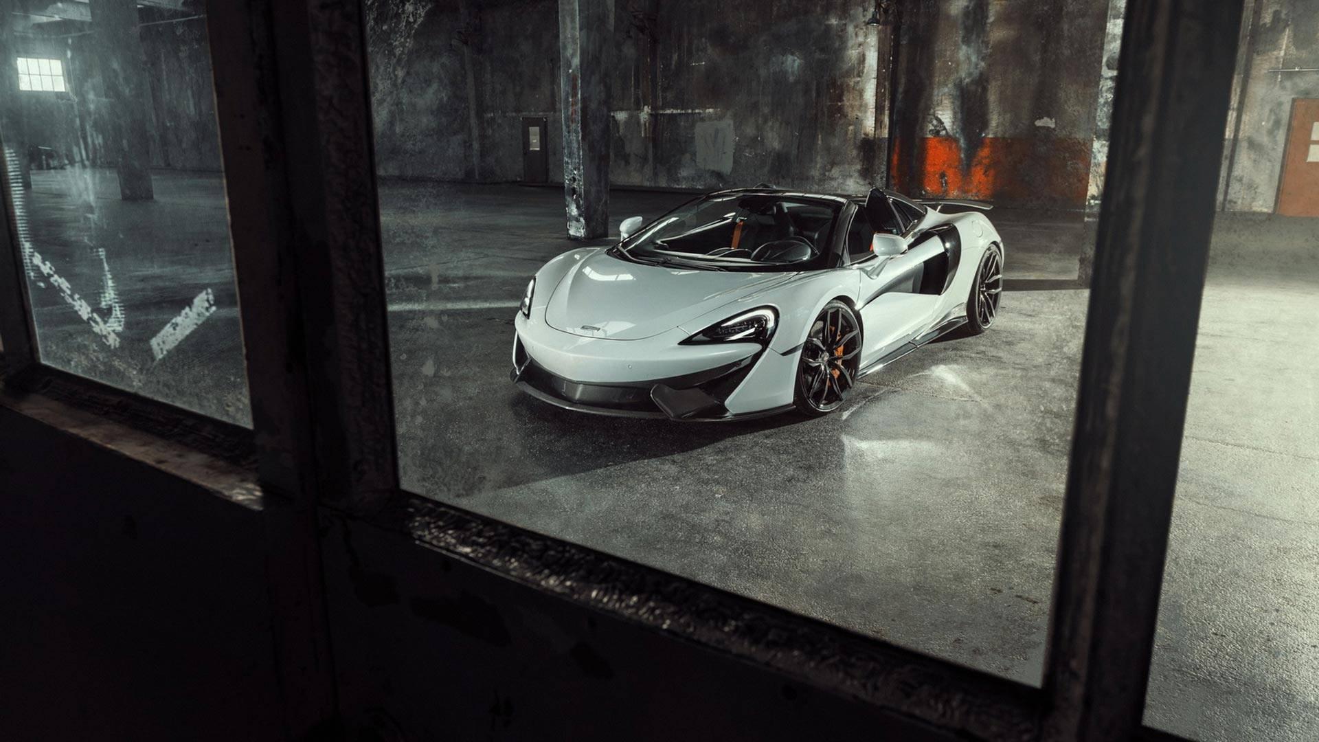 2018 NOVITEC McLaren 570S Spider Front Three-Quarter Wallpapers (7)