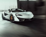 2018 NOVITEC McLaren 570S Spider Wallpapers HD