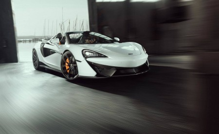2018 NOVITEC McLaren 570S Spider Wallpapers