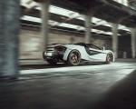 2018 NOVITEC McLaren 570S Spider Rear Three-Quarter Wallpapers 150x120 (2)