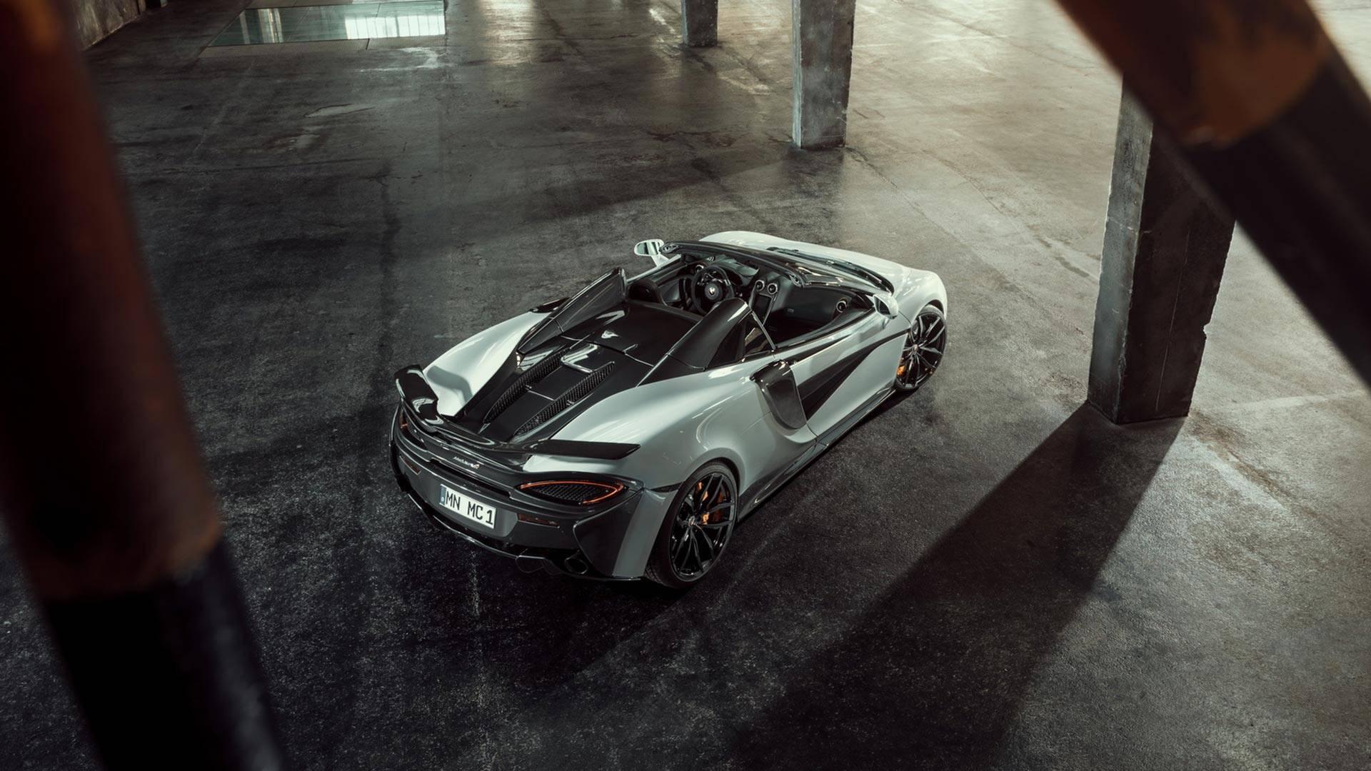 2018 NOVITEC McLaren 570S Spider Top Wallpaper (11)