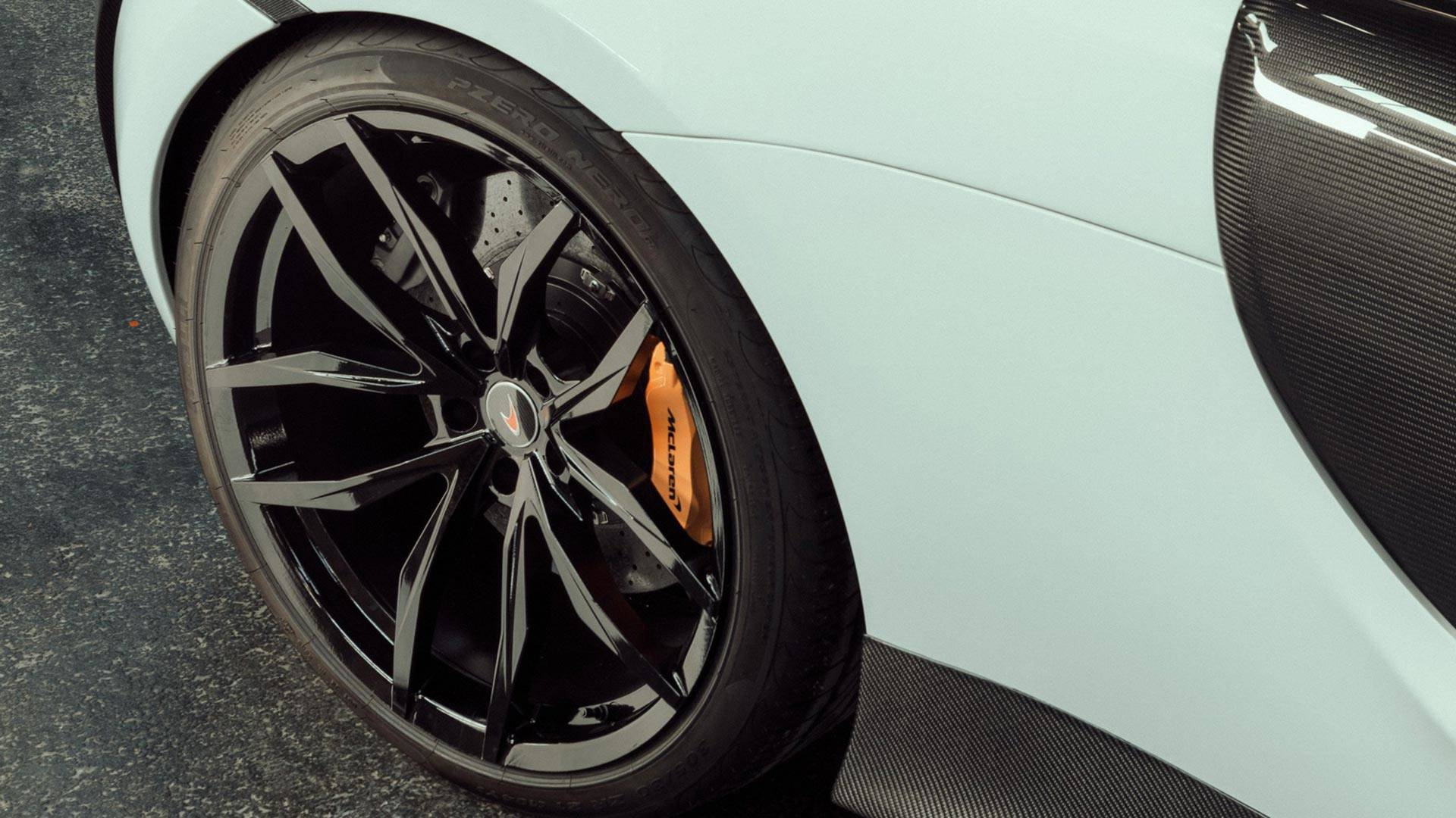 2018 NOVITEC McLaren 570S Spider Wheel Wallpapers (13)