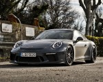 2018 Porsche 911 GT3 with Touring Package Front Three-Quarter Wallpaper 150x120 (48)